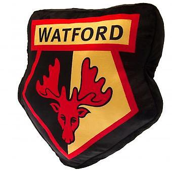 Watford Crest Cushion