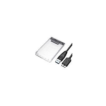 2,5 inch 5 Gbps USB 3.0 SATA harde schijf behuizing case voor 2,5 inch HDD / SSD harde schijf