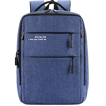 Swotgdoby Business Laptop Backpack, With Usb Charging Port, Water Resistant Computer Bag