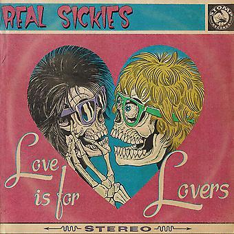Riktiga sickies - Kärlek är för älskare vinyl