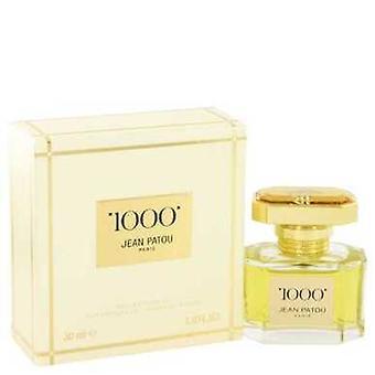 1000 av Jean Patou Eau de Parfum Spray 1 oz (damer) V728-515860