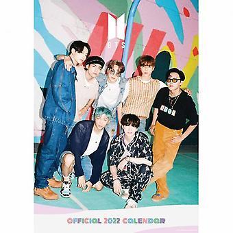 BTS Calendar 2022
