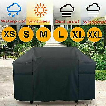 Outdoor furniture covers l s/m/l bbq cover heavy duty waterproof rain gas