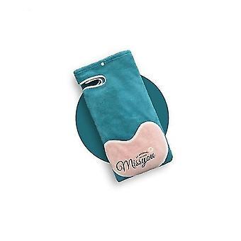 Tragbare Badetücher mit superfeinen absorbierenden Fasern (M) (Olivgrün)