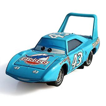 Autók 43 Racing Ötvözet Gyermekautó Király Gyermek játékautó modell