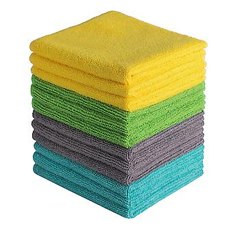 12pcs Cleaning Cloth Smart Kitchen Cleaning Towelsultra Soft Cleaning Wipes