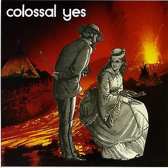 Deep Fried Boogie Band/Colossal Yes - Split 7' [Vinyl] USA import