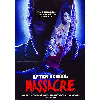 学校の大虐殺 [DVD] 米国の後をインポートします。