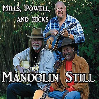 Molinos, Powell & Hicks - importación de USA todavía para mandolina [CD]