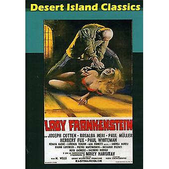 Importer des USA Lady Frankenstein [DVD]
