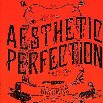 Aesthetic Perfection - Inhuman [CD] USA import