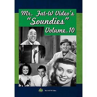 Soundies 10 [DVD] USA import