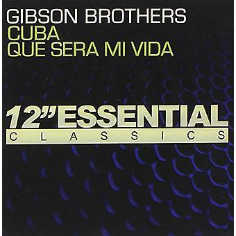 Gibson Brothers - Kuuba/Que Sera MI Vida [CD] USA tuonti