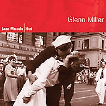 Glenn Miller - Hot-Jazz Moods [CD] USA import