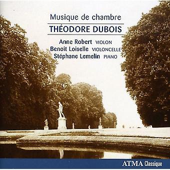 T. Dubois - Th Odore Dubois: Musique De Chambre [CD] USA import
