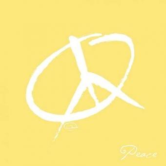 SÖKA fred affisch Skriv av OnRei