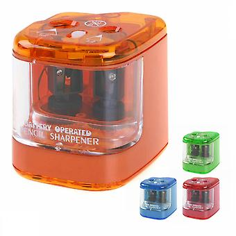 Jakar Double Hole Battery Operated Pencil Sharpener«