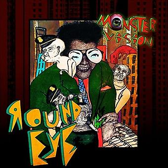 Round Eye - Monstervision [CD] USA import