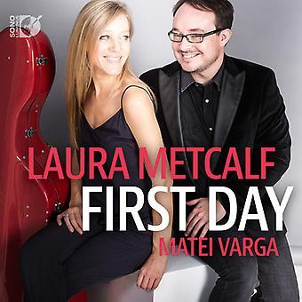 Bragato, Jose / Metcalf, Laura / Varga, Matei - First Day [CD] USA import