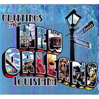 Greetings From New Orleans - Greetings From New Orleans [CD] USA import