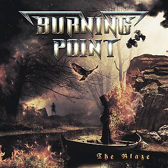 Burning Point - Blaze [CD] USA tuonti