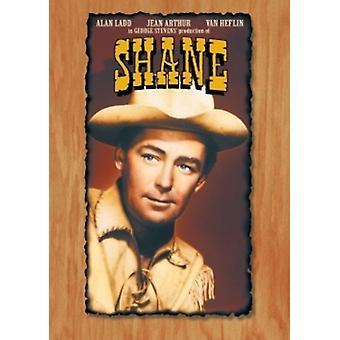 Shane [DVD] USA importerer