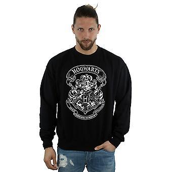 Harry Potter Men's Hogwarts Crest Sweatshirt