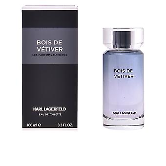 Lagerfeld Bois De Vétiver Edt Spray 50 Ml voor mannen