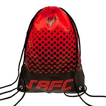 Sunderland AFC Official Fade Gym Bag