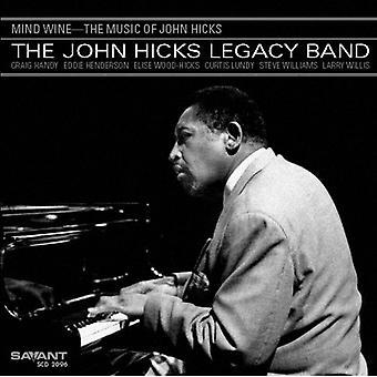 Hicks, John Legacy Band - Mind Wine: The Music of John Hicks [CD] USA import