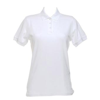 Kustom Kit Ladies Kate Short Sleeve Cotton Polo Shirts