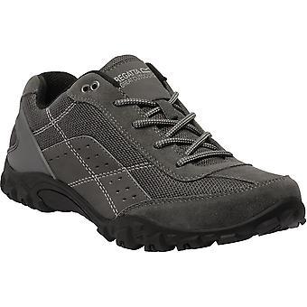 レガッタ メンズ ブーザム低靴通気性軽量ウォーキング シューズ