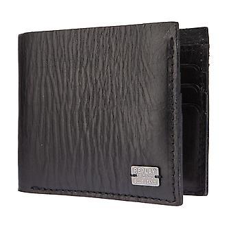 Sac à main pochette sac à main en cuir noir du Replay 2627