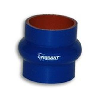 Vibrant 2735B Silicone Hump Hose Conctr