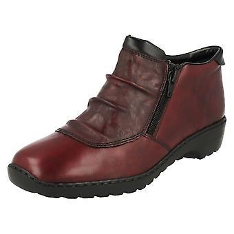 Dames Rouen Warmlined Casual enkel laarzen L6052
