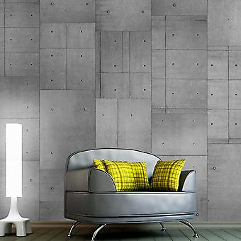 Wallpaper - Gray domino