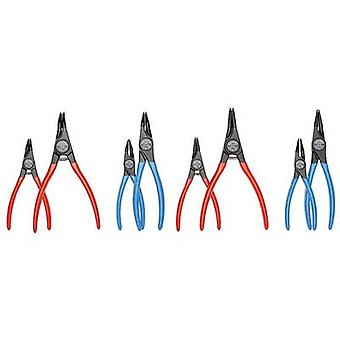 Circlip pliers set Suitable for Outer and inner rings 12-25 mm, 19-60 mm 10-25 mm, 19-60 mm Tip shape Straight, 45° angle Gedore 2148692