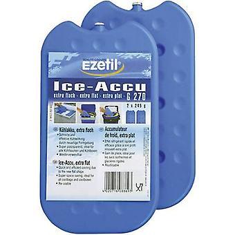 Ezetil 886920 IceAkku G270 kjøleelementer 2 stk. (s) (L x W) 215 mm x 120 mm