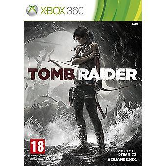 Tomb Raider Xbox 360 Game