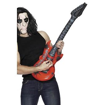 斯米菲的充气吉他