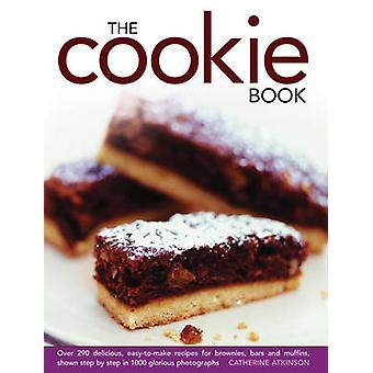 Le Cookie de livre de recettes facile à faire - plus de 290 Delicious - pour Browni