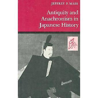 Antiikin ja vanhentunut Japanin historian Jeffrey P. massa - 97