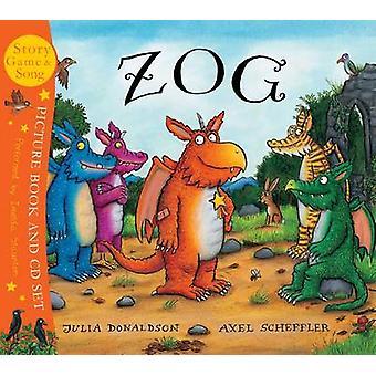 Dokonać rezerwacji ZOG przez Julia Donaldson - Axel Scheffler - 9781407130019