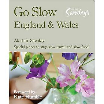 السير ببطء إنكلترا & ويلز (الطبعة الجديدة 1) قبل أليستر سودي-ح كيت