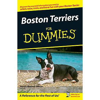 Boston Terriers for Dummies by Wendy Bedwell-Wilson - 9780470127681 B