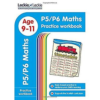 P5/P6 Maths Practice Workbook (Leckie Primary Success)