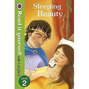 Sleeping Beauty - lisez-le vous-même avec la coccinelle: niveau 2