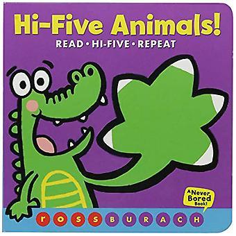 Ciao-cinque animali! [Scheda libro]