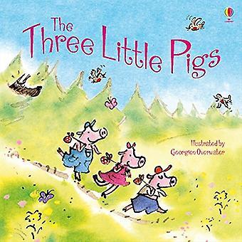 Tre små grisene
