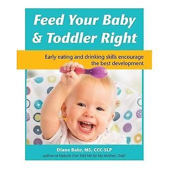Feed Your Baby & Toddler Right: Early Eating and Drinking Skills Encourage the Best Development